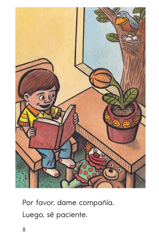 Book Preview For I Am Your New Plant Page 8