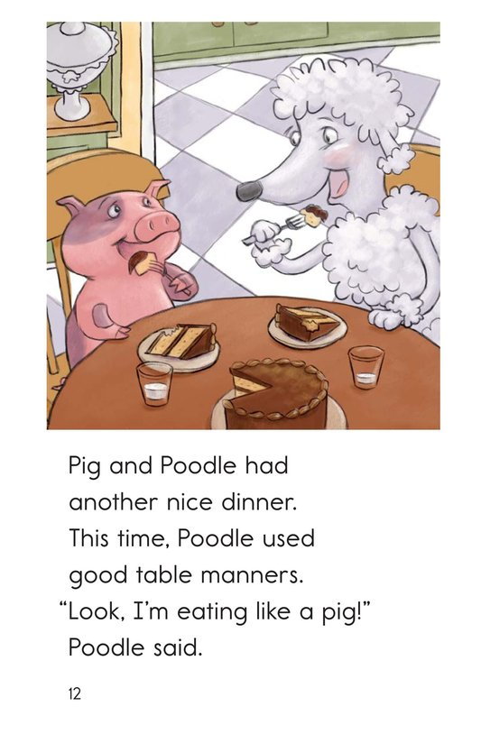 Book Preview For Eat Like a Pig Page 12