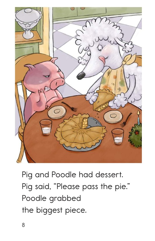 Book Preview For Eat Like a Pig Page 8