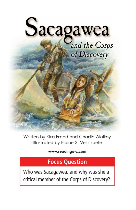 Book Preview For Sacagawea Page 1