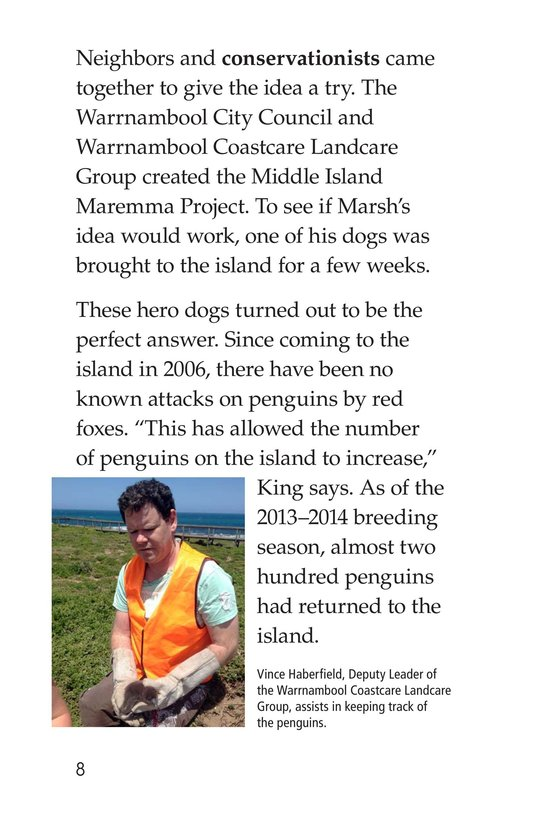Book Preview For Guardian Dogs: Penguin Protectors Page 8