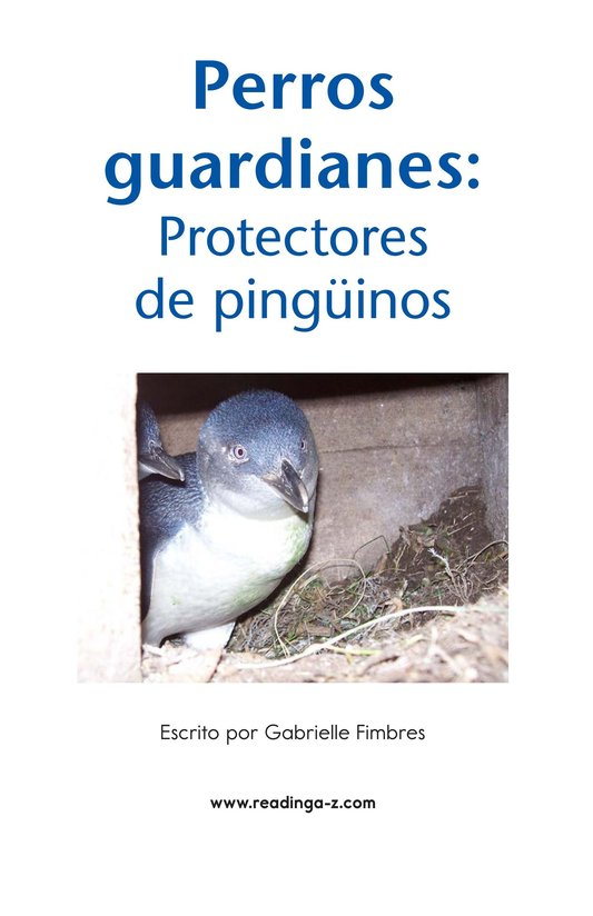 Book Preview For Guardian Dogs: Penguin Protectors Page 2