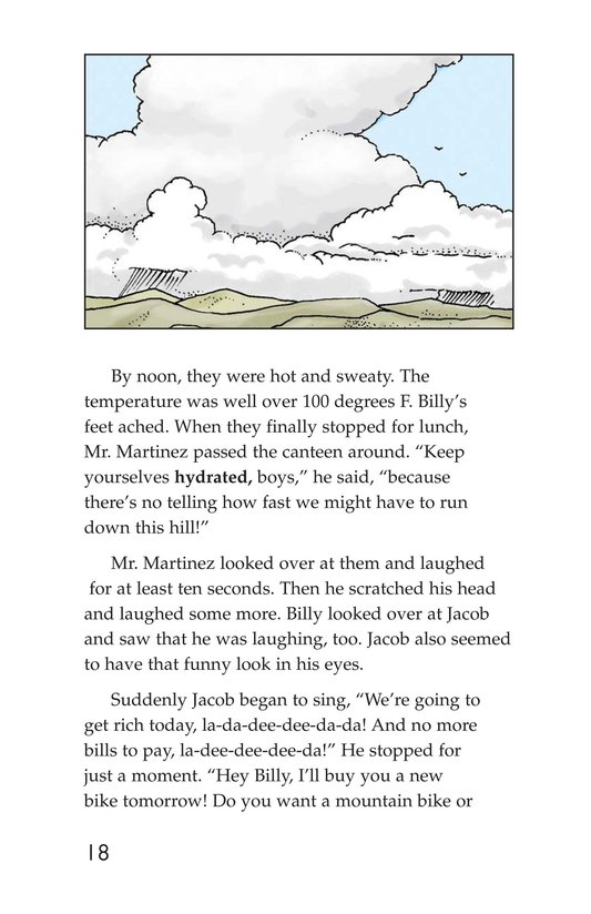 Book Preview For The Lost Dutchman Page 18