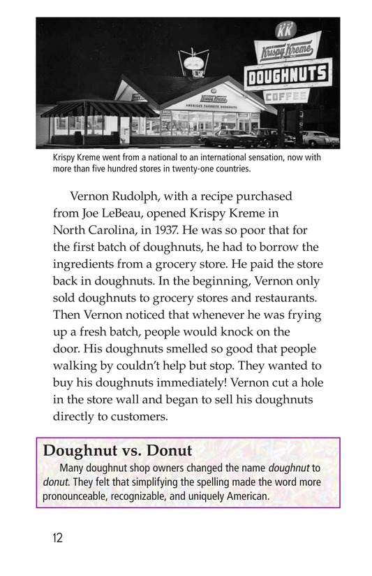 Book Preview For Dawn of the Doughnut Page 12