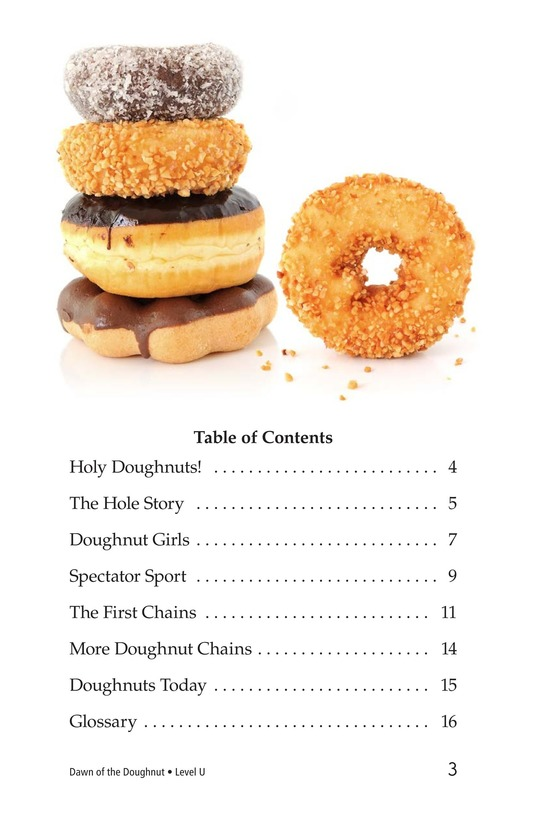 Book Preview For Dawn of the Doughnut Page 3