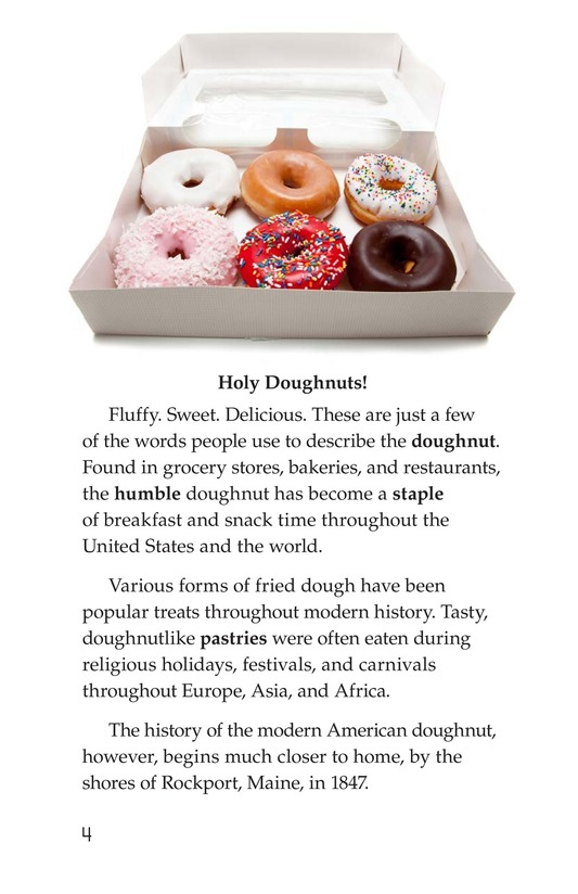 Book Preview For Dawn of the Doughnut Page 4
