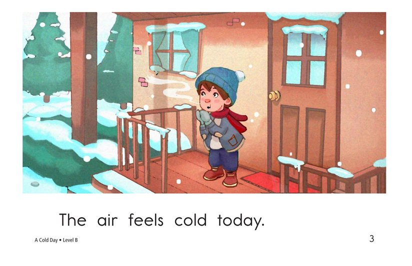 Book Preview For A Cold Day Page 3