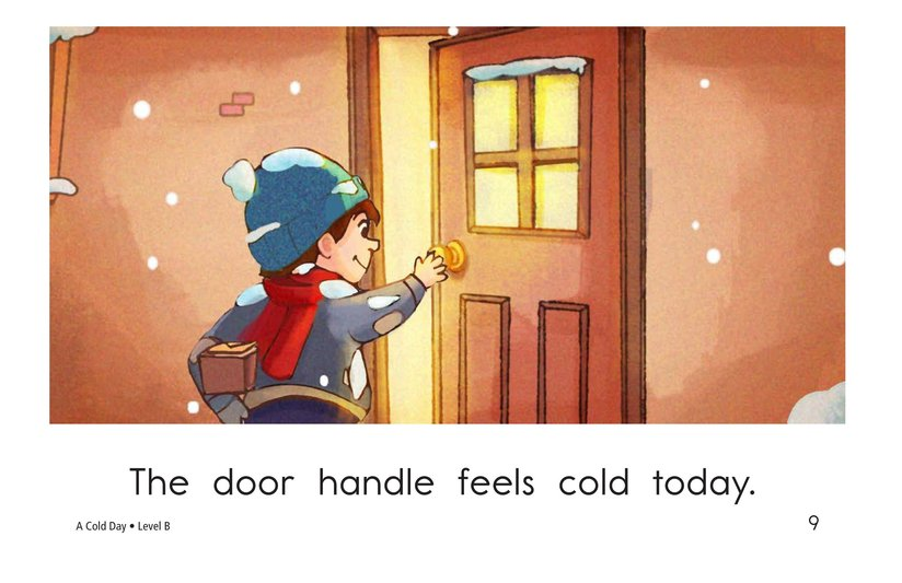 Book Preview For A Cold Day Page 9