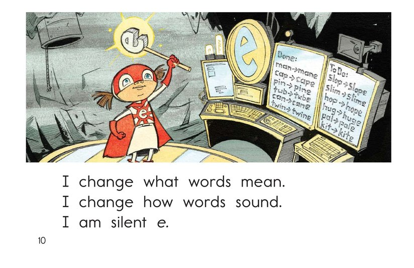 Book Preview For Silent e Page 10