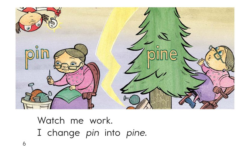 Book Preview For Silent e Page 6