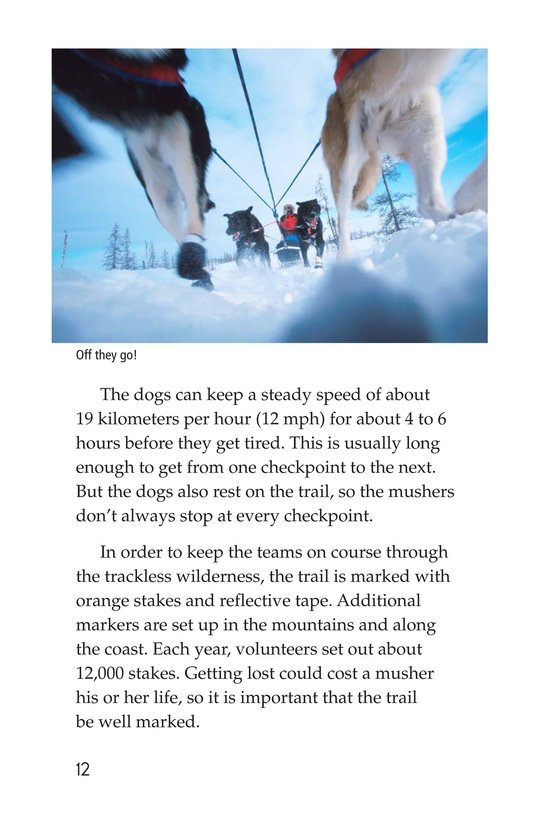 Book Preview For The Last Great Race Page 12