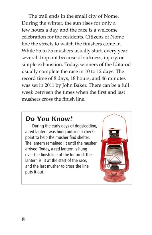 Book Preview For The Last Great Race Page 14