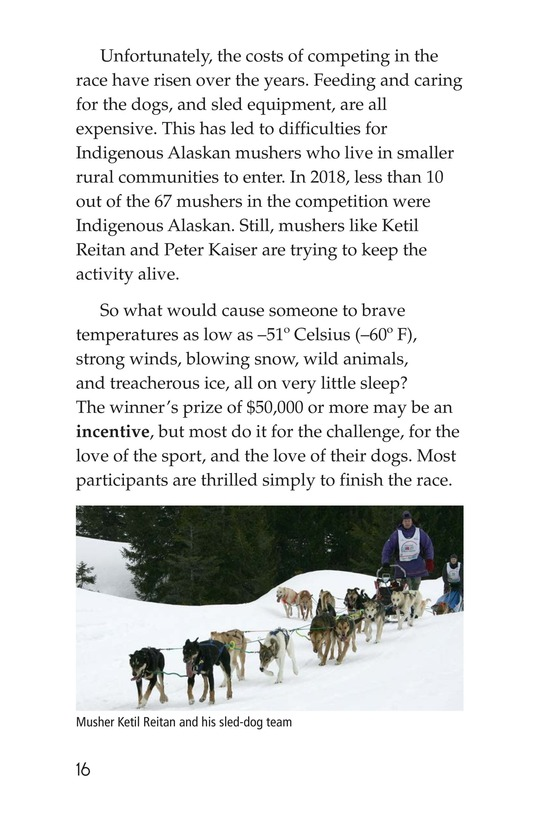 Book Preview For The Last Great Race Page 16
