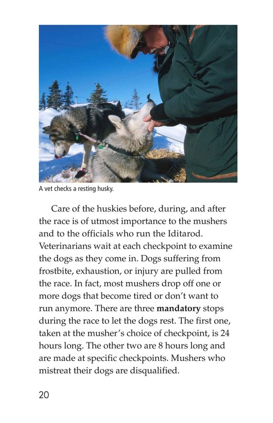 Book Preview For The Last Great Race Page 20