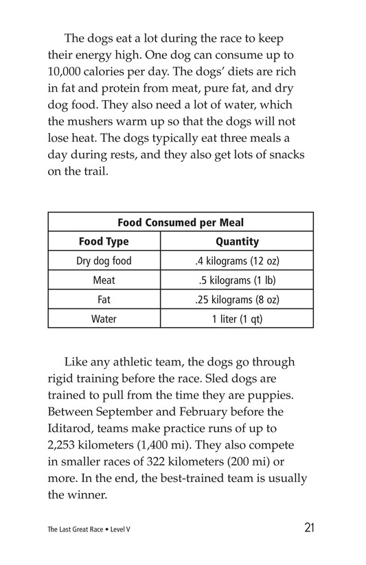 Book Preview For The Last Great Race Page 21
