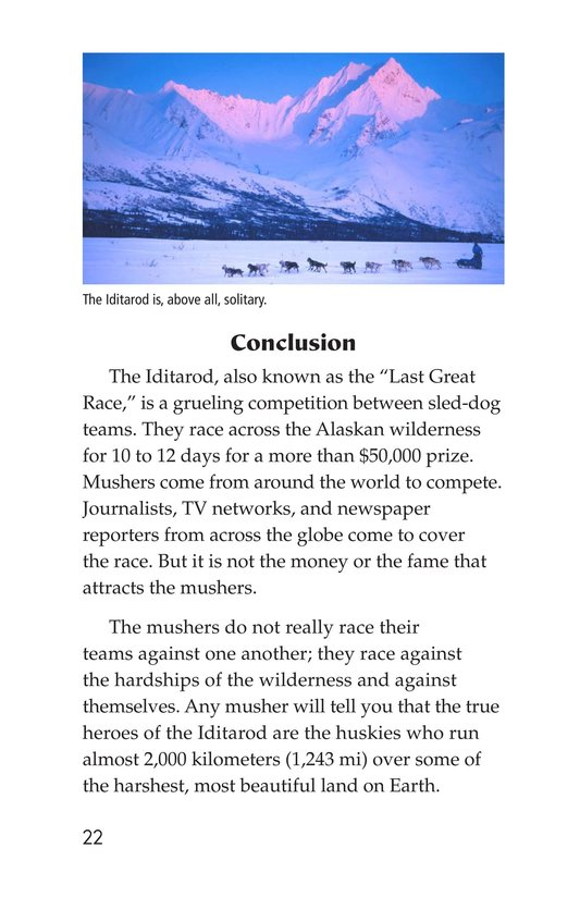 Book Preview For The Last Great Race Page 22