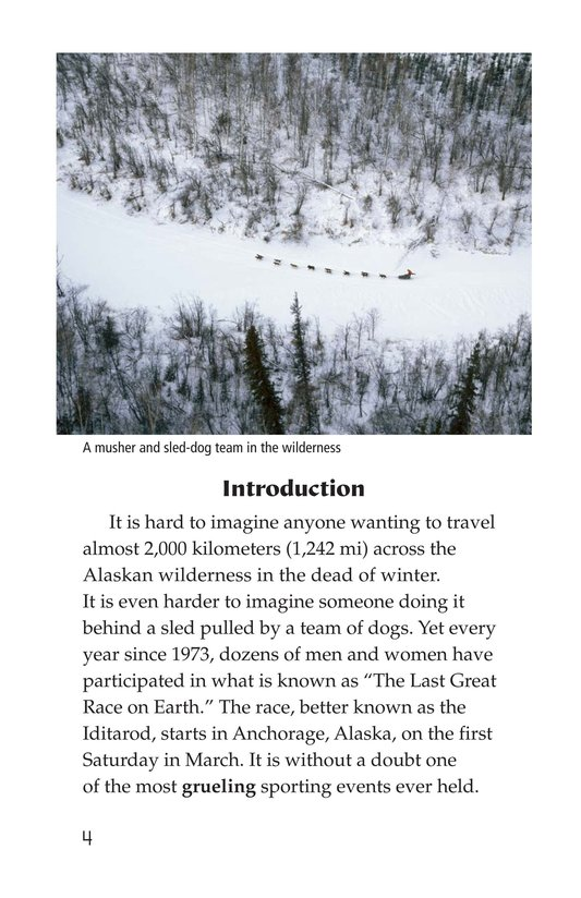 Book Preview For The Last Great Race Page 4