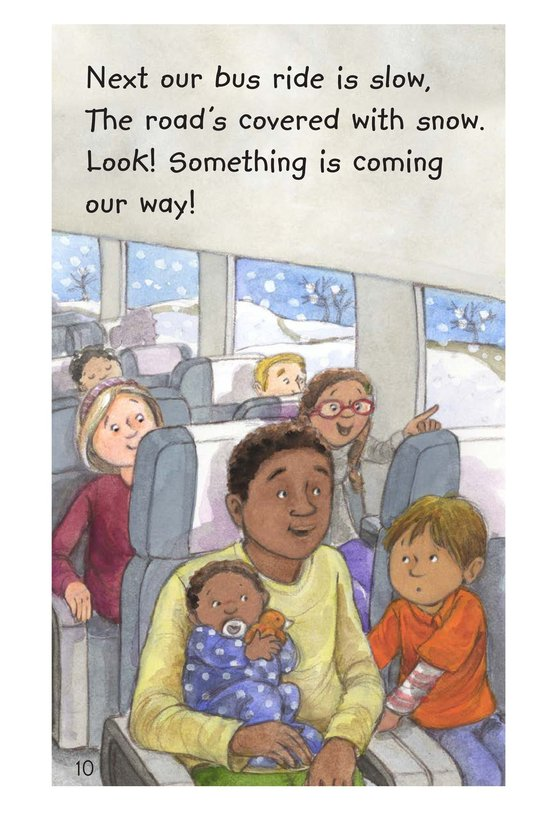 Book Preview For We're Going to Grandma's! Hurray! Page 10