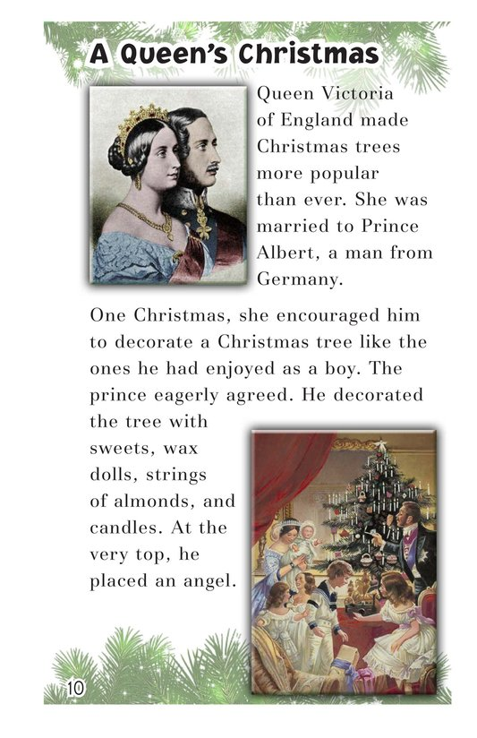 Book Preview For Oh Christmas Tree! Page 10
