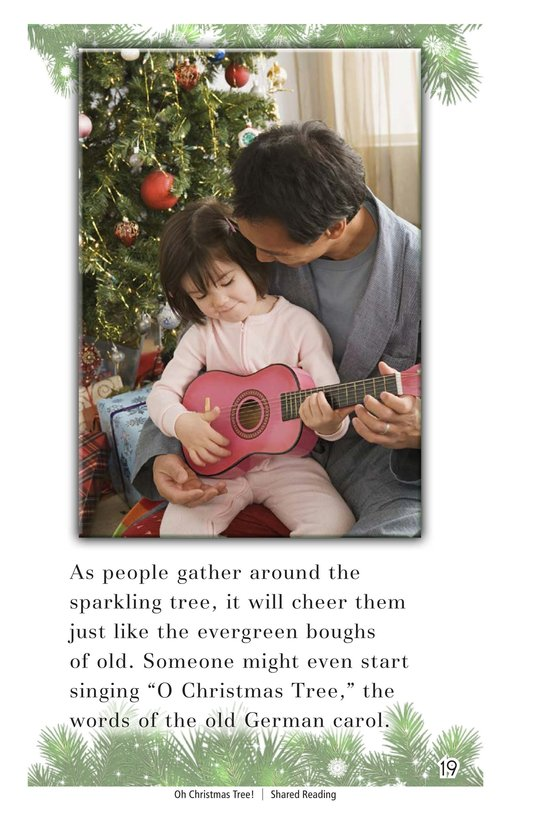 Book Preview For Oh Christmas Tree! Page 19