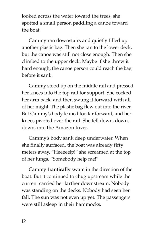 Book Preview For Adventure on the Amazon River Page 12