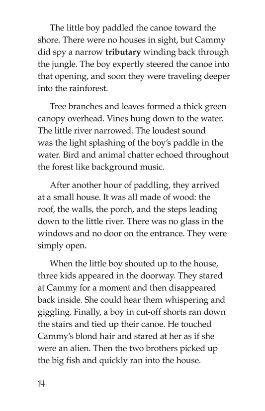 Book Preview For Adventure on the Amazon River Page 14