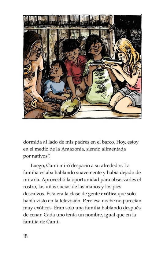 Book Preview For Adventure on the Amazon River Page 18