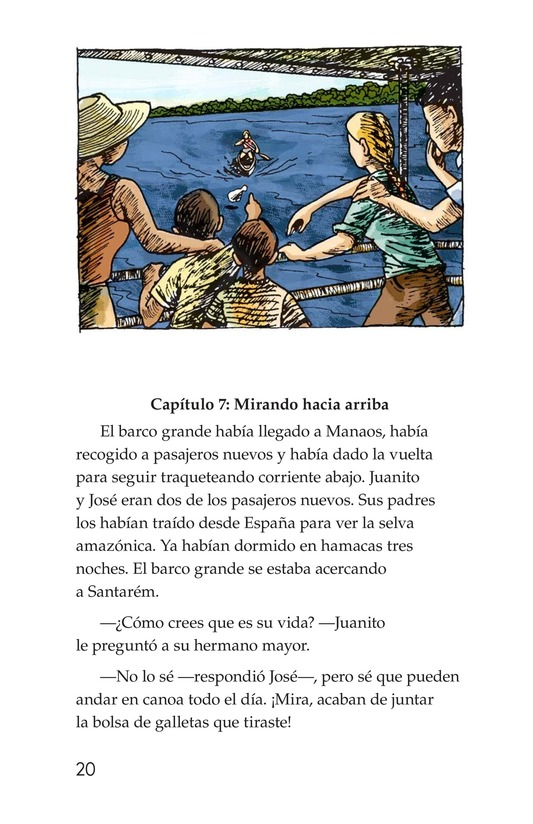 Book Preview For Adventure on the Amazon River Page 20