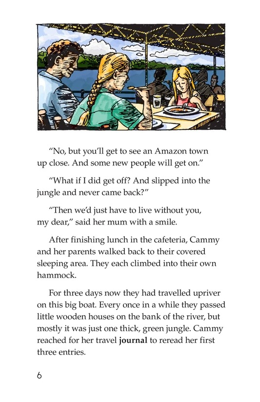 Book Preview For Adventure on the Amazon River Page 6