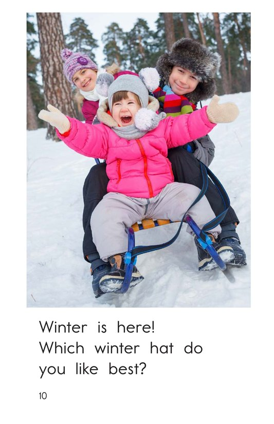 Book Preview For Winter Hats Page 10
