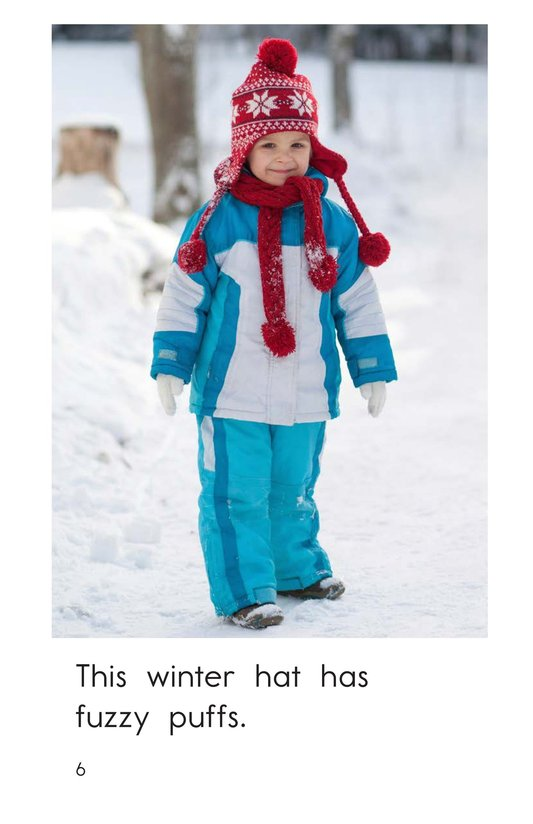 Book Preview For Winter Hats Page 6