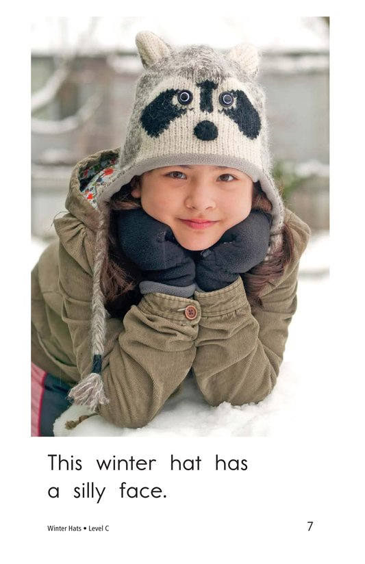 Book Preview For Winter Hats Page 7