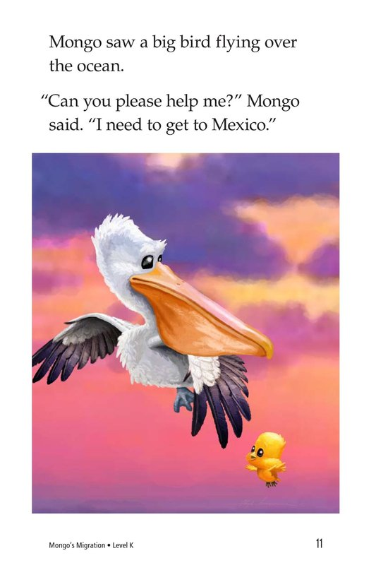 Book Preview For Mongo's Migration Page 11