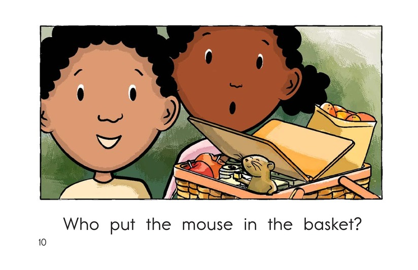 Book Preview For The Picnic Page 10