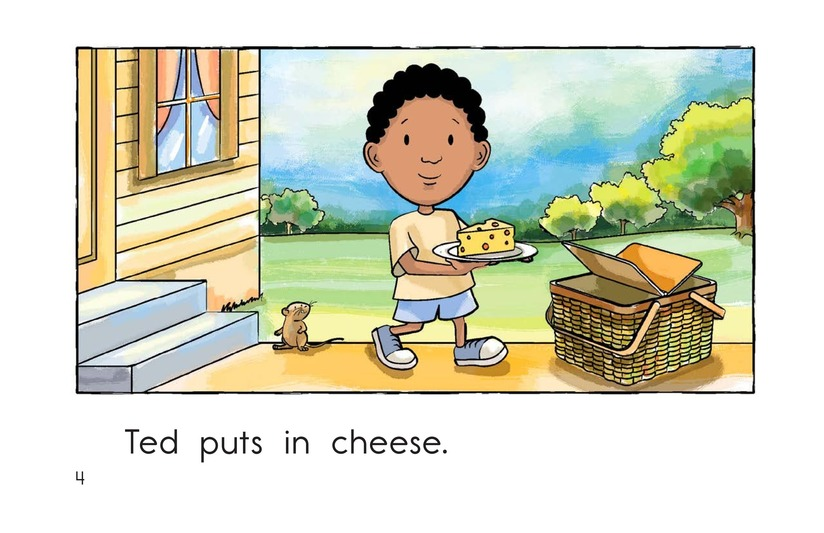 Book Preview For The Picnic Page 4