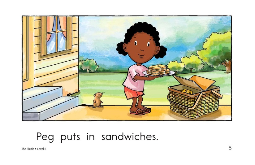 Book Preview For The Picnic Page 5