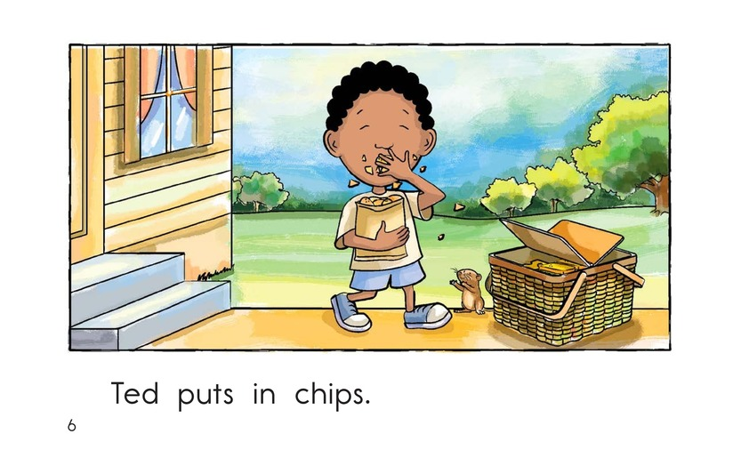 Book Preview For The Picnic Page 6
