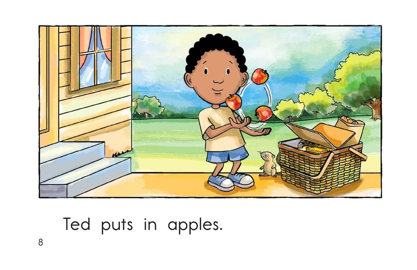 Book Preview For The Picnic Page 8