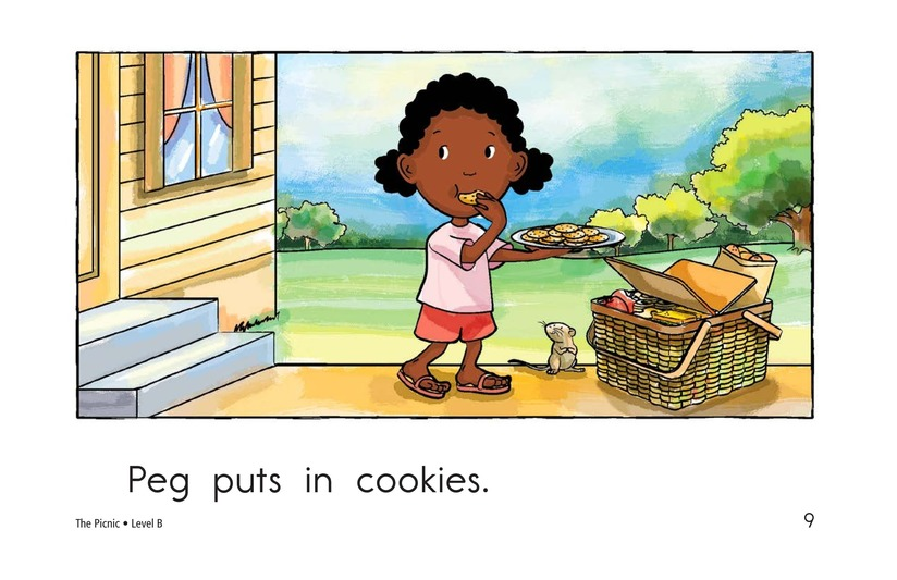 Book Preview For The Picnic Page 9