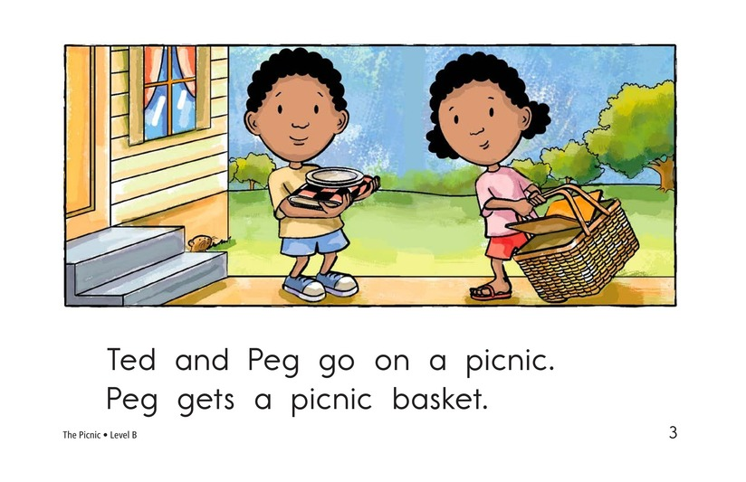 Book Preview For The Picnic Page 3