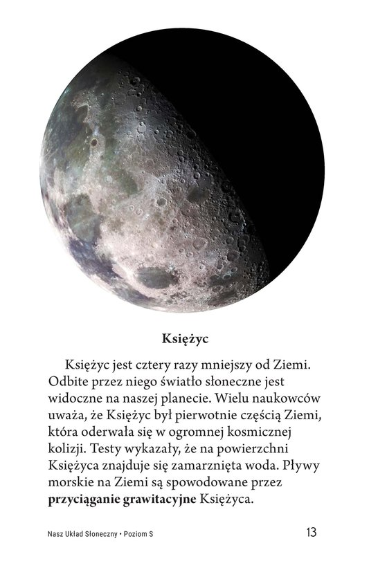 Book Preview For Our Solar System Page 13