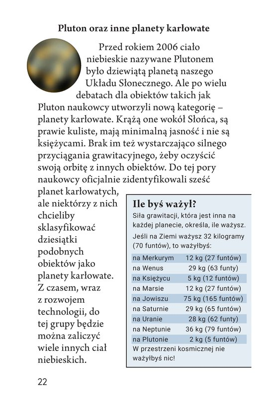 Book Preview For Our Solar System Page 22