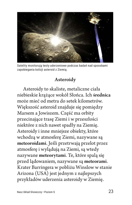 Book Preview For Our Solar System Page 23