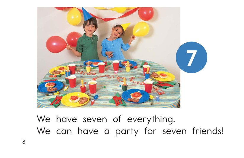 Book Preview For The Number Seven Page 8
