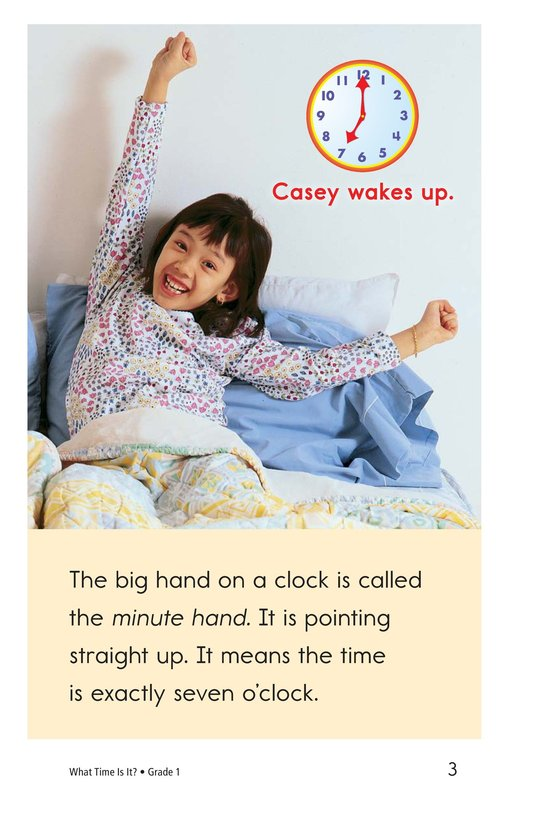 Book Preview For What Time Is It? Page 3