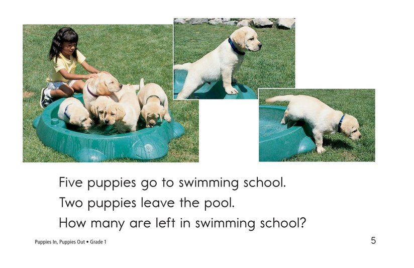 Book Preview For Puppies In, Puppies Out Page 5