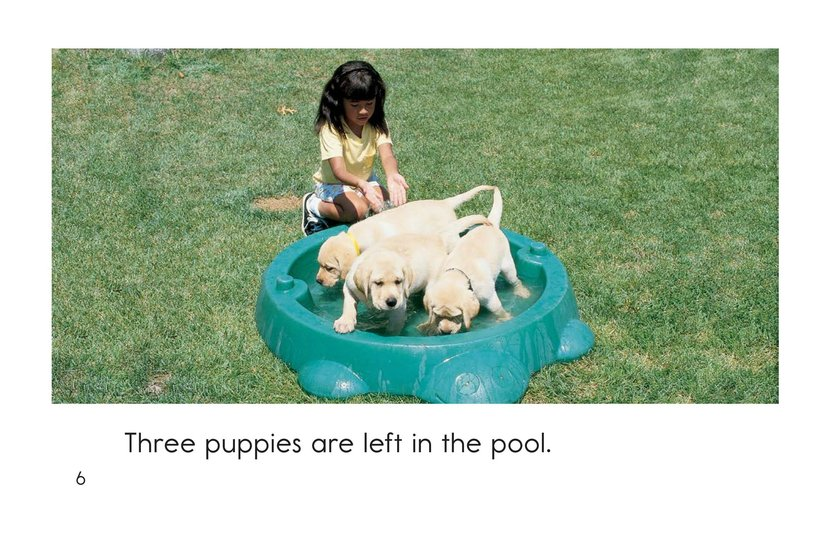 Book Preview For Puppies In, Puppies Out Page 6