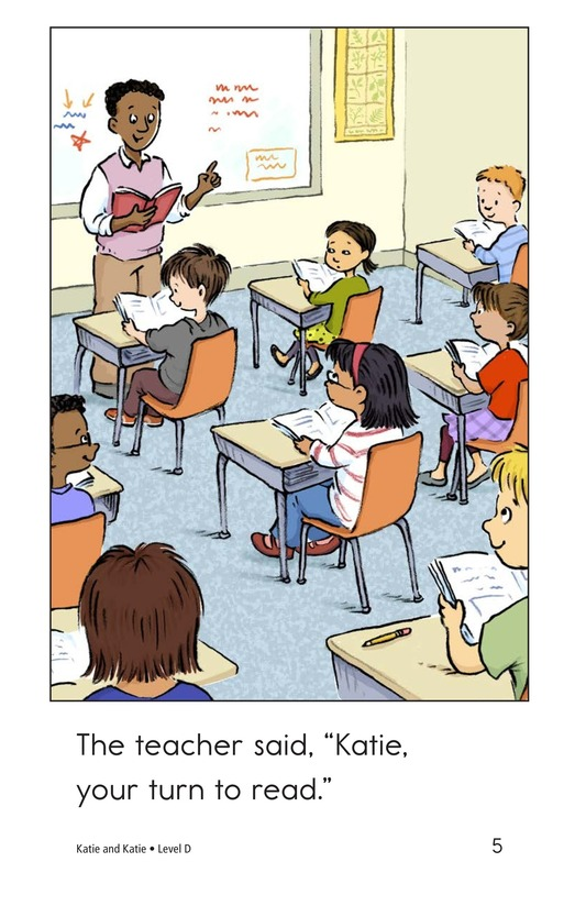 Book Preview For Katie and Katie Page 5