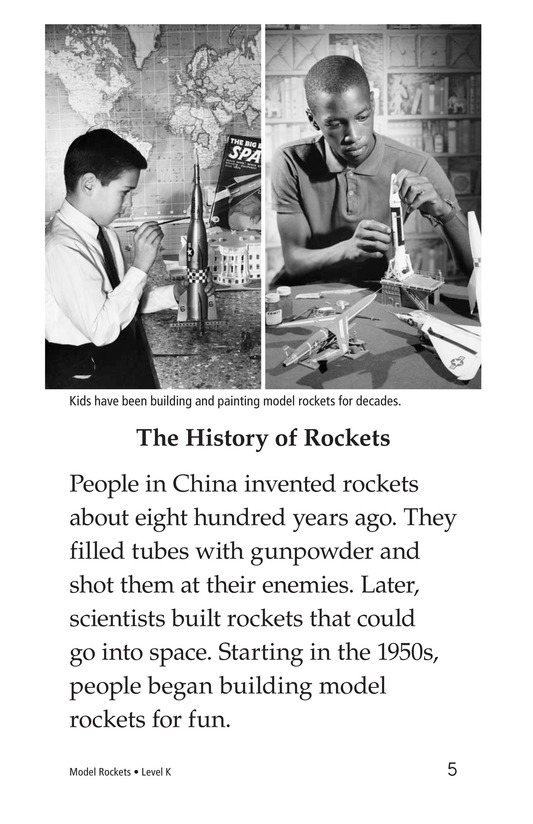 Book Preview For Model Rockets Page 5