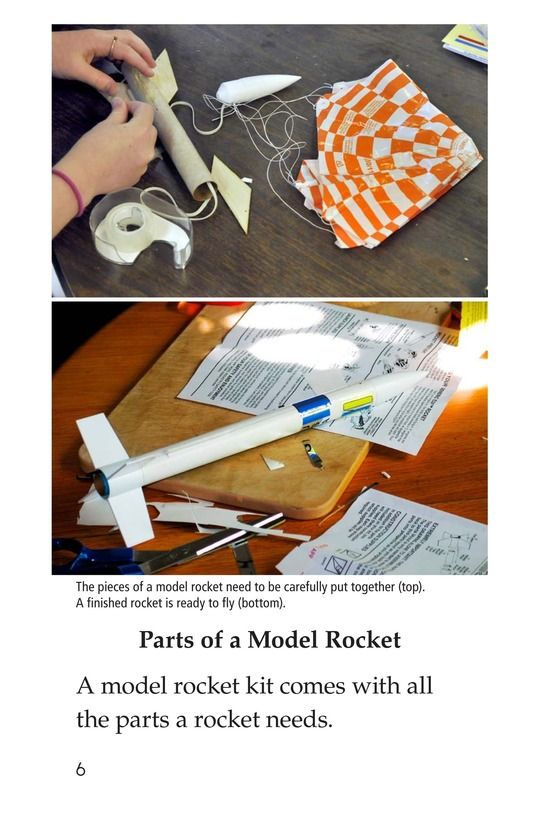 Book Preview For Model Rockets Page 6